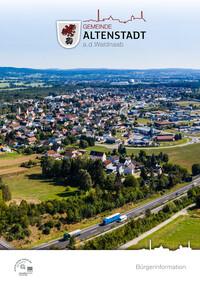 Bürgerinformationsbroschüre der Gemeinde Altenstadt an der Waldnaab (Auflage 5)