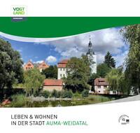 Bürgerinformationsbroschüre der Stadt Auma-Weidatal (Auflage 3)