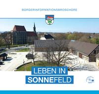 Bürger-Informationsbroschüre Sonnefeld (Auflage 6)
