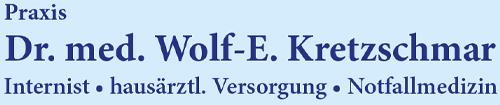 Dr. med. Wolf-E. Kretzschmar