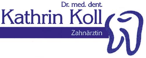 Dr. med. dent. Kathrin Koll