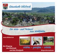 Informationsbroschüre der Gemeinde Ohlsbach (Auflage 4)