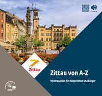 Stadt Zittau Bürgerinformationsbroschüre (Auflage 1)