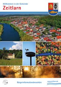 Willkommen in der Gemeinde Zeitlarn Bürgerinformationsbroschüre (Auflage 4)