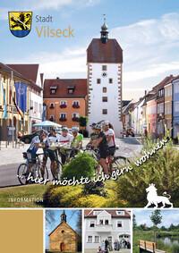 Informationsbroschüre der Stadt Vilseck (Auflage 9)