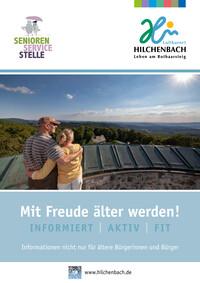 Informationen nicht nur für ältere Bürgerinnen und Bürger der Stadt Hilchenbach (Auflage 4)