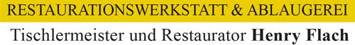 Restaurationswerkstatt & Ablaugerei