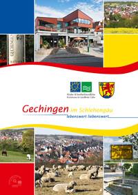 Informationsbroschüre der Gemeinde Gechingen (Auflage 2)