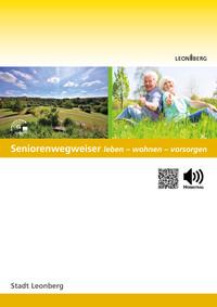 Seniorenwegweiser der Stadt Leonberg (Auflage 1)