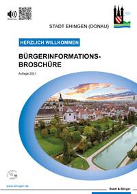 Bürger-Informationsbroschüre Ehingen (Auflage 8)