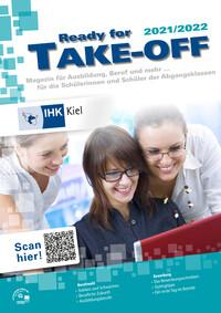 Ready for Take Off 2021/2022 - Magazin für Ausbildung, Beruf und mehr... Kiel (Auflage 27)