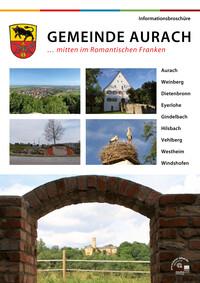 Bürger-Informationsbroschüre der Gemeinde Aurach (Auflage 4)