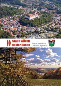 Stadt Wörth an der Donau Informationsbroschüre (Auflage 7)