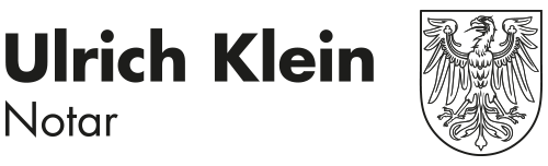 Notar Ulrich Klein