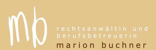 Marion Buchner