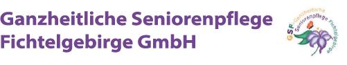 GSF Ganzheitliche Seniorenpflege