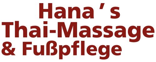Hana's Thai-Massage