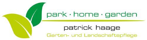 Park - home-garden Patrick Haage