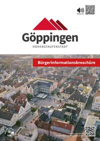 Göppingen – die Hohenstaufenstadt Bürgerinformationsbroschüre (Auflage 14)