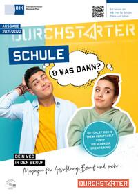 Schule - und was dann? Berufswahl 2021/2022 - IHK Trier (Auflage 21)