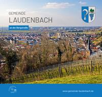 Gemeinde Laudenbach an der Bergstraße Informationsbroschüre (Auflage 4)