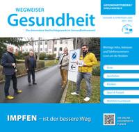Wegweiser Gesundheit - Gesundheitsbeirat Altenburger Land und Umgebung (Auflage 4)