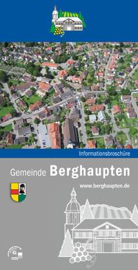 Informationsbroschüre der Gemeinde Berghaupten (Auflage 3)