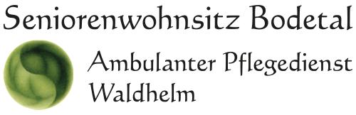 Ambulanter Pflegedienst Waldhelm