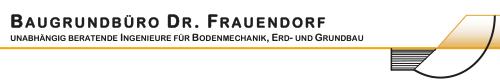 Dr. Frauendorf