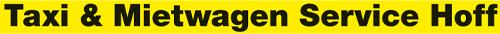 Taxi & Mietwagen Service Hoff