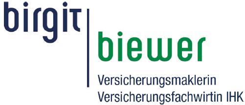 Birgit Biewer Versicherungsmaklerin