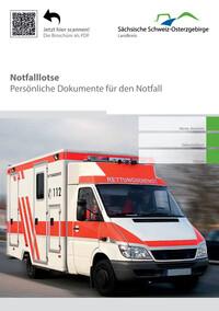 Notfalllotse für den Landkreis Sächsische Schweiz-Osterzgebirge (Auflage 1)