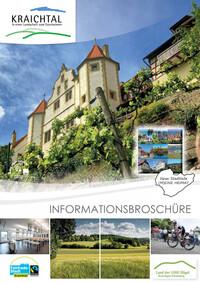 Informationsbroschüre der Stadt Kraichtal (Auflage 8)