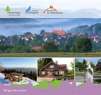 Bürgerinformationsbroschüre der Stadt Braunlage (Auflage 7)