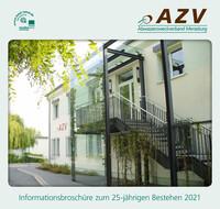 Abwasserzweckverband Merseburg Informationsbroschüre zum 25-jährigen Bestehen 2021 (Auflage 2)