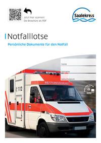 Notfalllotse Landkreis Saalekreis (Auflage 1)
