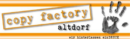 Copy factory Altdorf