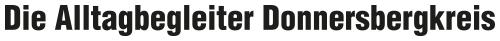 Die Alltagsbegleiter Donnersbergkreis