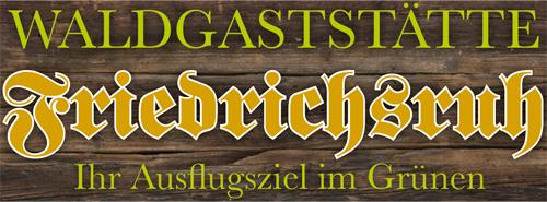 Waldgaststätte Friedrichsruh