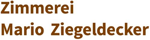 Mario Ziegeldecker