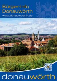 Bürgerinformation der Stadt Donauwörth (Auflage 13)