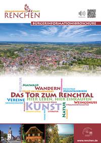 Bürger-Informationsbroschüre der Stadt Renchen (Auflage 3)