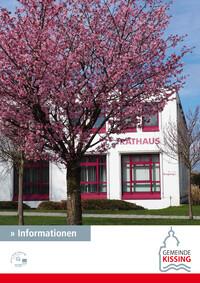 Informationsbroschüre der Gemeinde Kissing (Auflage 13)
