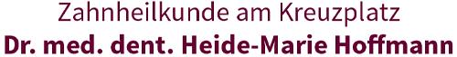 Dr. med. dent. Heide-Marie Hoffmann