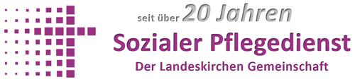 Sozialer Pflegedienst der Landeskirchl.