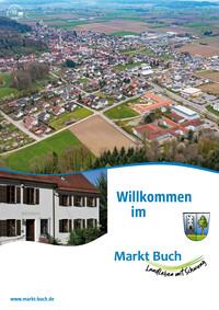Bürger-Informationsbroschüre für den Markt Buch (Auflage 2)