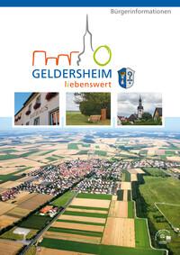 Bürgerinformationsbroschüre der Gemeinde Geldersheim (Auflage 3)