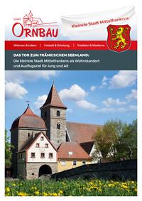 Bürgerinformationsbroschüre Stadt Ornbau (Auflage 1)