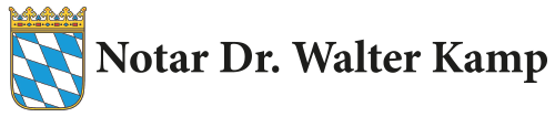 Dr. Walter Kamp