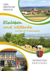 Leben, arbeiten und erholen in Elxleben und Witterda (Auflage 1)